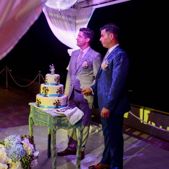 Mariano and Demis Wedding